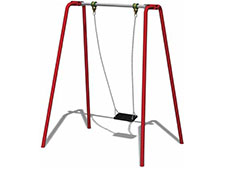 1 Seat Junior Swing