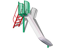 1.3m Toddler Slide