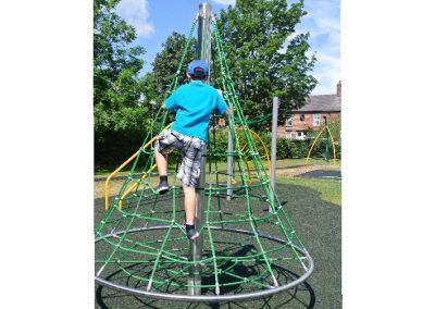 2.4m Cone Climber