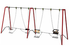 4 Seat Cradle / Junior Swing