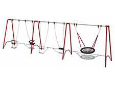 4 Seat Junior/Basket Swing