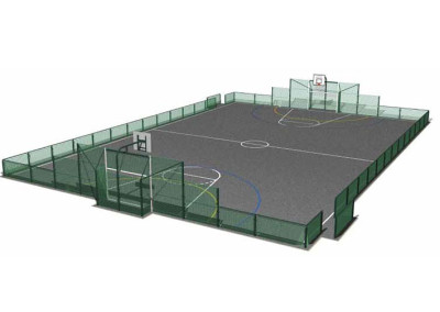 Anfield Sports Court