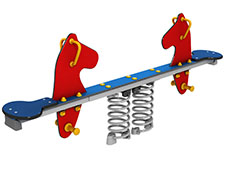 Horse Seesaw