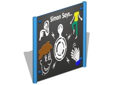 Simon Says Activity Panel