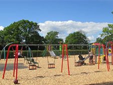 Meriton Road Play Area – Cheshire East