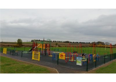 Hangsman Lane Play Area - Thurcroft