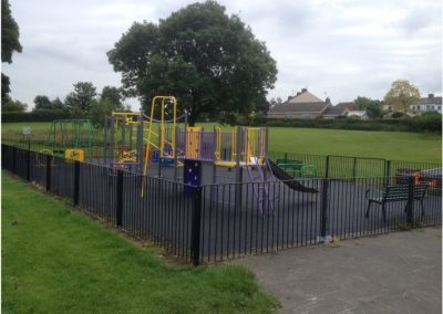 Greasborough Park Play Area - Greasborough