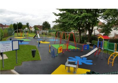 Danefield Play Area - Northwich
