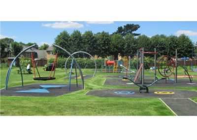 Tannery Road Play Area - Sawston