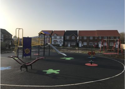Garden Village Play Area - Saltney
