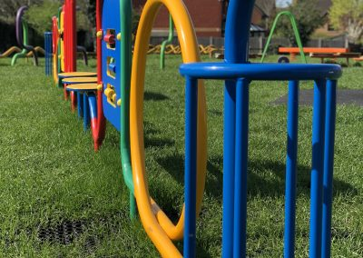 Playground Refurbishment for Bidford Upon Avon