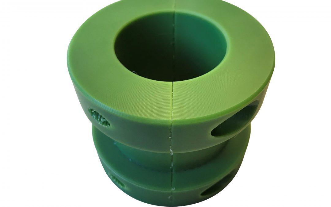 50mm/60mm Anti Wrap Nylon Block (ONLY)
