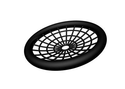 Cantilever Basket (Only) – 1000mm Diameter