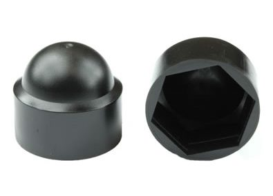 M16 Black Plastic Caps