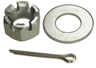 Cantilever Head Locking Nut, Washer & Split Pin