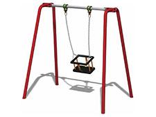 1 Seat Cradle Swing