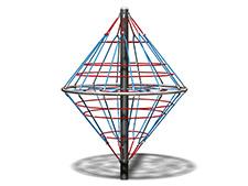 3m Diamond Activity Net