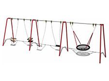 4 Seat Junior/Basket Swing