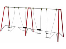 4 Seat Junior Swing