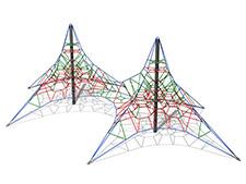 6m Twin Activity Net