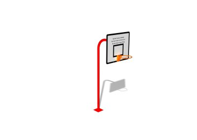 Basketball Post