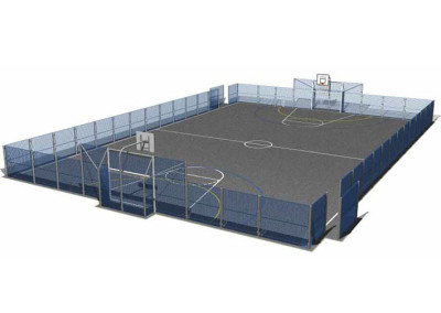 Old Trafford Sports Court
