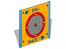 Ball Maze Activity Panel