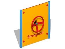 Strongman Activity Panel
