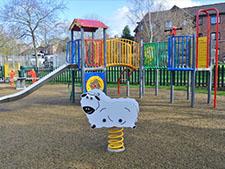 Banbury Town Council – Moorfields Park Play Area