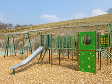 Bryn Uchel Caravan Park – A Play Area With A View