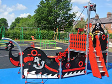 Holmes Chapel P.C – Middlewich Rd Play Area