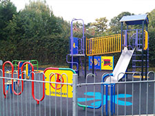 Shinfield Parish Council – Spencers Wood Play Area