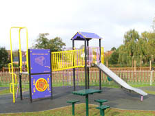 Weald Common Play Area – North Weald