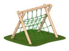 A-Frame Low with Nets
