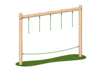 Drop Rope Traverse