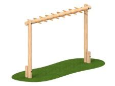 Monkey Bar Log