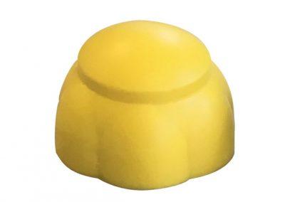 M10 Plastic Cap Sets (Yellow)