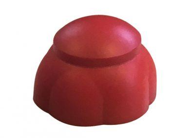 M10 Plastic Cap Sets (Red)